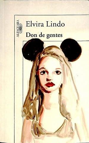 DON GENTES.: ELVIRA LINDO