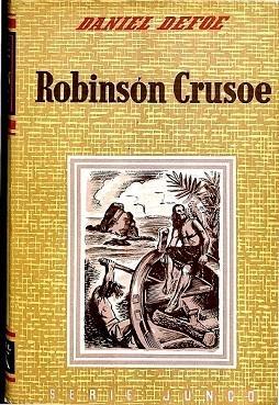 ROBINSON CRUSOE .: DANIEL DEFOE