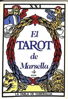 EL TAROT DE MARSELLA. (LIBRO): MARTEAU, PAUL