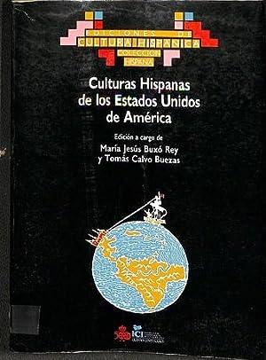 CULTURAS HISPÁNICAS DE LOS ESTADOS UNIDOS DE: Maria Jesus /