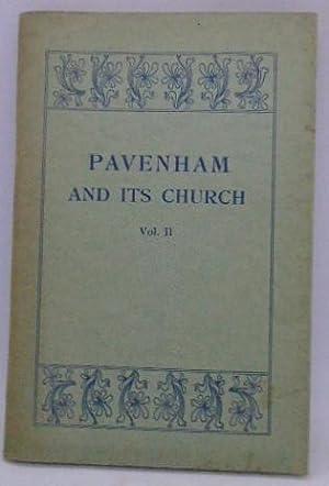 Pavenham And Its Church Vol. II: C. D. Linnell
