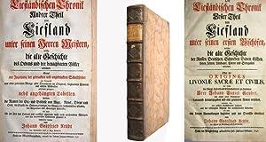 Der Liefla?ndischen Chronik (2 Teile in 1): Gruber, Johann und