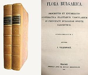 Flora Bulgarica ( & Supplementum I (und: Velenovsky, J. :