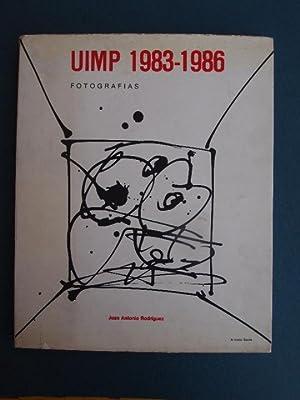 UIMP 1983-1986. Fotografías.: Rodríguez, Juan Antonio.