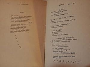 RADIACIONS I POEMES.: SINDREU I PONS, Carles.