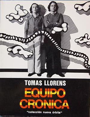 EQUIPO CRÓNICA.: LLORENS, Tomás.