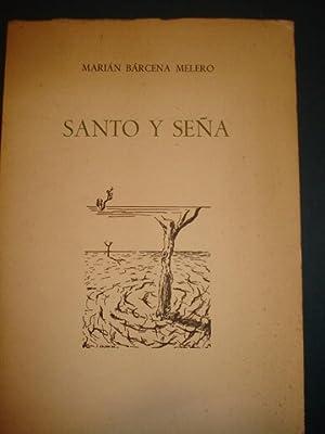 Santo y Seña.: Bárcena Melero, Marián.