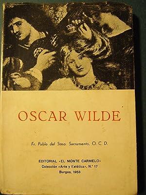 Oscar Wilde se Llamaba 'El Hijo Pródigo.' (Estudio de una existencia auté...