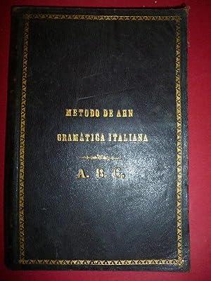 Método de Ahn. Primer Curso de Italiano.: Rivero, Francisco María