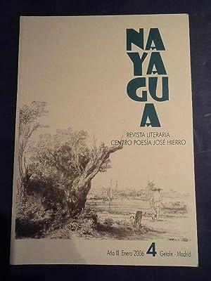 Nayagua. Revista Literaria 4.: José Hierro, Carlos
