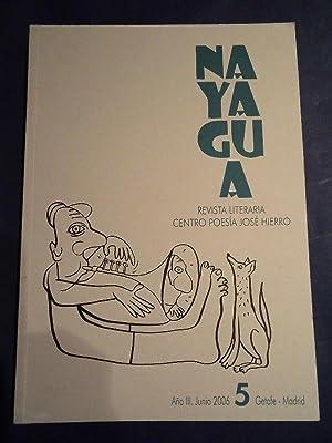 Nayagua. Revista Literaria 5.: José Hierro, Pablo