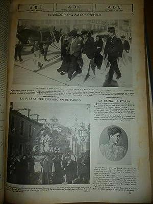 ABC. Crónica Universal Ilustrada / (a partir del 26) Crónica Bisemanal Ilustrada...