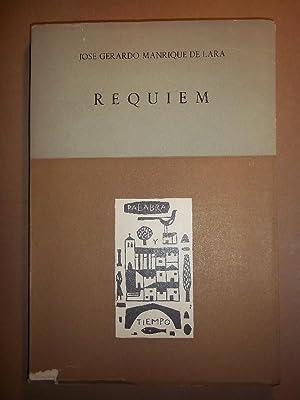 REQUIEM.: MANRIQUE DE LARA,