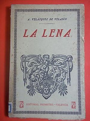 LA LENA.: VELÁZQUEZ DE VELASCO, A.