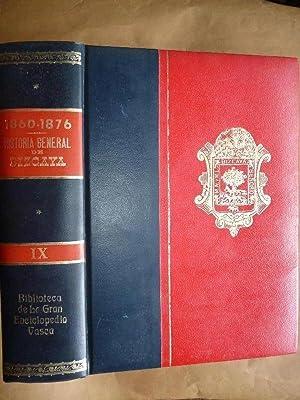 Historia General del Señorío de Bizcaya. Tomo: Laura G. Corella
