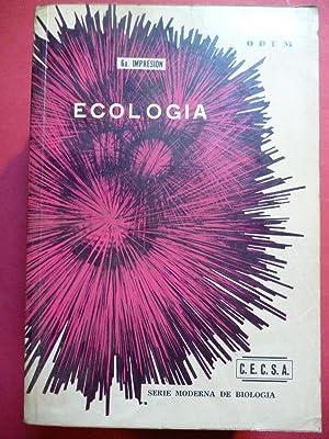 Ecología. Estructura y función de la naturaleza.: ODUM, Eugene P.