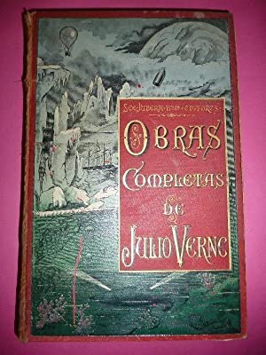 Obras Completas. Tomo 11. La Isla de: Verne, Julio.