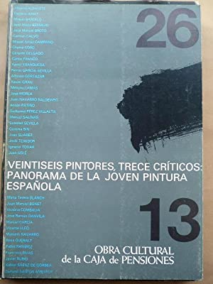 Veintiseis Pintores, Trece Criticos: Panorama de la: Alfonso Albacete, Frederic