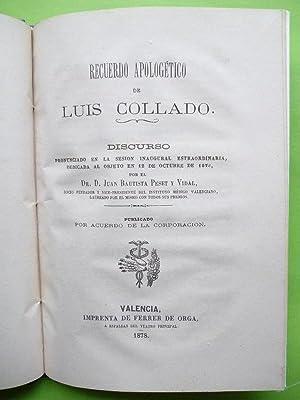 Memoria sobre el Juicio crítico de la medicina arábiga española en el siglo XV...