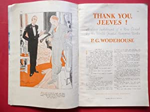 Thank you Jeeves !: WODEHOUSE P.G.