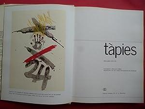 TÀPIES. Obra Gráfica 1947-1972. Catalogación: Mariuccia Galfetti. Introducci&...