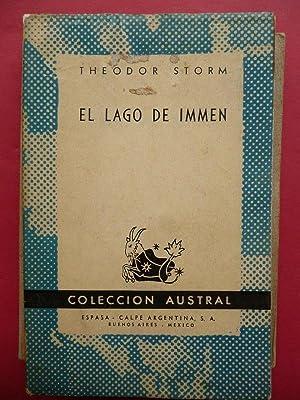 El Lago de Immen.: Storm, Theodor.