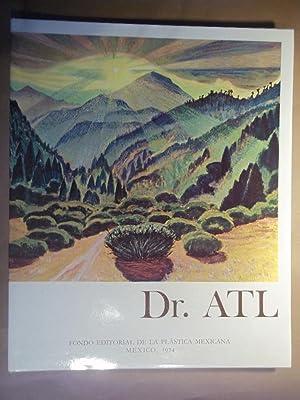PINTURAS Y DIBUJOS. Prólogo de Carlos Pellicer.: ATL, Dr.