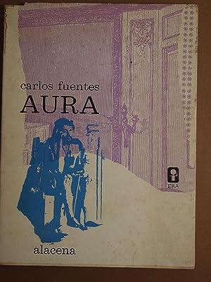 AURA.: FUENTES, Carlos.