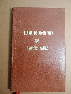 LLAMA DE AMOR VIVA. Cuentos de Amor. Los Escribió. Púsoles Atrio el Poeta Alfonso ...