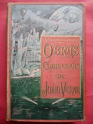 Obras Completas. Tomo 10. Mistress Branican. Segunda: Verne, Julio.