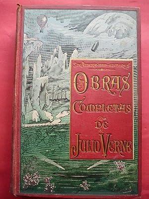 Obras Completas. Tomo 5. La Tribulaciones de: Verne, Julio.
