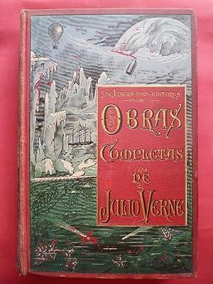Obras Completas. Tomo 6. La Jangada. Ochenta: Verne, Julio.