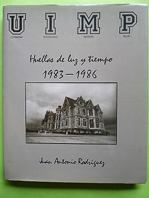 UIMP. Universidad Internacional Menéndez Pelayo. Huellas de: Rodríguez, Juan Antonio.