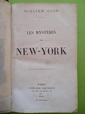Les Mystères de New-York.: Cobb, William [Jules