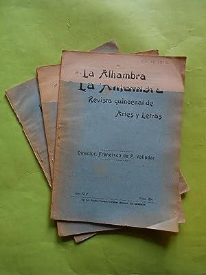 Las llaves de la Alhambra. Notas.referentes a: INFANTAS el Conde