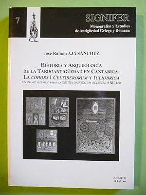 Historia y Arqueología de la Tardoantigüedad en: Aja Sánchez, José