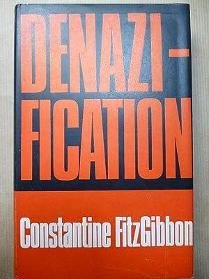 Denazification.: Constantine Fitzgibbon.