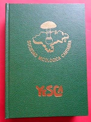 Yesca. Sociedad Micológica Cántabra. Números 1 - 10.