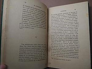 El Anticristo. Ensayo de una Transmutación de Todos los Valores. Trad. directa del alem&...