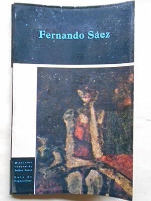 Fernando Sáez. Texto de Manuel Conde.: Conde, Manuel /