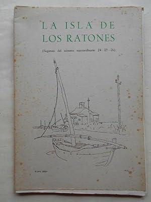 LA ISLA DE LOS RATONES (Hojas de
