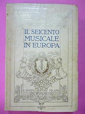 IL SEICENTO MUSICALE IN EUROPA: CAPRI, Antonio.
