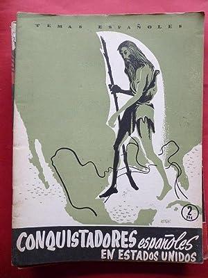 Conquistadores Españoles en Estados Unidos.: Morales Padrón, Francisco.