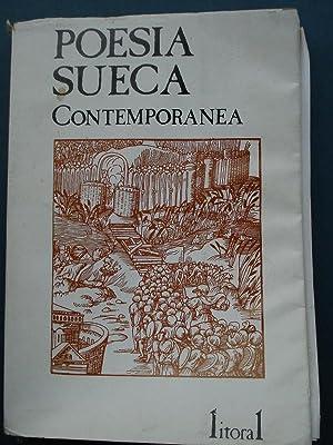 Litoral 106-108. Poesía Sueca Contemporánea.