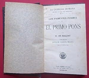 Los Parientes Pobres. El Primo Pons. Trad.: Balzac, H. de.