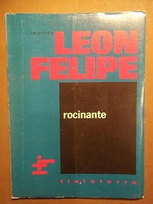 ROCINANTE.: LEÓN FELIPE.