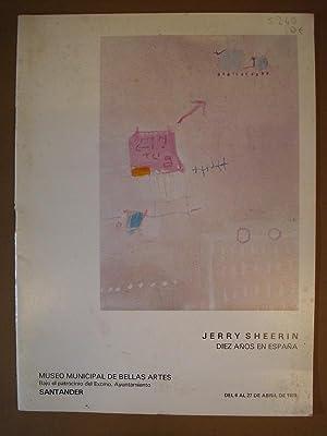 Diez Años en España.: Jerry Sheerin.