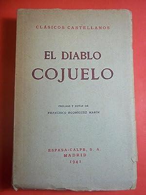 EL DIABLO COJUELO. Prólogo y notas de Francisco Rodríguez Marín.: VÉLEZ DE ...