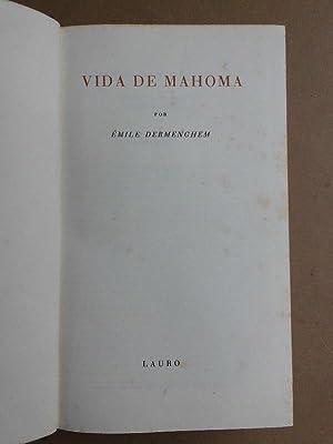 Vida de Mahoma.: Dermenghem, Emile.
