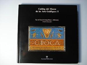 Catàleg del Museu de les Arts Gràfiques